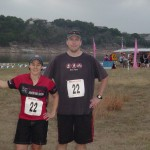 Andrea and Steve: Pre-Race