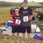 Andrea and Steve: Post-Race