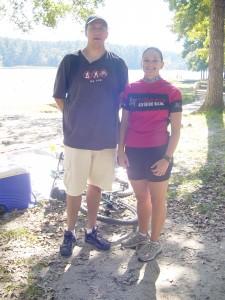 Grace and Steve - Team: Where's My Wheel?